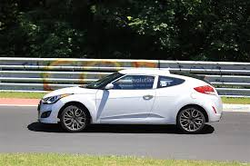 2018 hyundai veloster release date. brilliant hyundai 2018 hyundai veloster spied could get independent rear suspension in hyundai veloster release date a