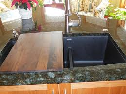 Garden Web Kitchens Modern Kitchen Cutting Board Over Kitchen Sink Useful Kitchens