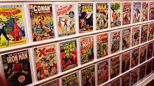 comic book display. Exellent Comic On Comic Book Display YouTube