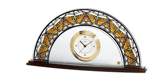 designer desk clock frank lloyd wright susan lawrence dana house