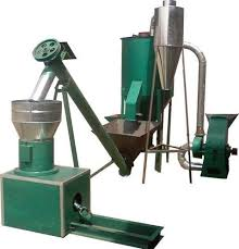 Poultry and Cattle Feed Machine - Automatic Cattle Feed Production ...