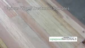 surplus semi trailer wood