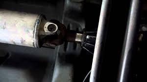 Chevrolet Silverado bad u-joint or slip yoke? - YouTube