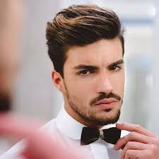 adorable hairstyle look for men 2017