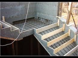 Treppen & geländer im hornbach onlineshop & im markt: Treppe Selber Bauen Beton Treppe Betonieren Treppe Selber Bauen Garten Youtube