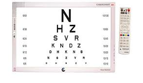 Visual Acuity Snellen Chart How To Use