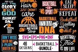 Swiftsvg is not meant to be a a full svg parser. Basketball Quotes Bundle Graphic By Svg In Design Creative Fabrica