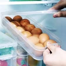 Storage Box Noodle container Dumplings box Rectangle For ... - Vova