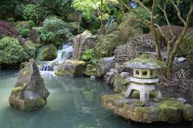 Japanese Garden Portland Japanese Garden Land Perspectives