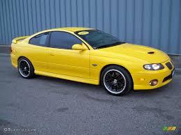 2005 Yellow Jacket Pontiac GTO Coupe #2226896 | GTCarLot.com - Car ...
