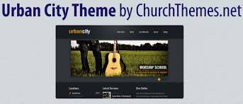theme urban urban city theme review church wordpress