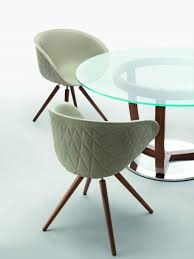 glass round dining table time tonon