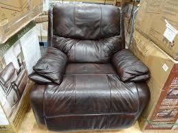 comfortable costco recliner for your interior design woodworth easton leather rocker costco recliner