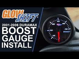 glowshift how to install a boost gauge on a 2001 2006 duramax glowshift boost gauge wiring diagram at Glowshift Boost Gauge Wiring Diagram