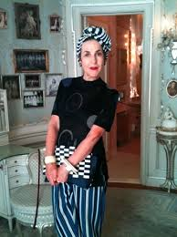 Image result for older women wearing vintage clothes