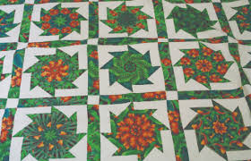Sister of renowned quilter to talk in Snyder - Brush News-Tribune & A quilting stack n whack class (technique pictured here) will be held at the Adamdwight.com