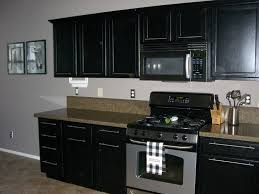 black painted kitchen cabinets ideas. Exellent Black Painted Black Kitchen Cabinets Painting  Ideas Cabinet  With