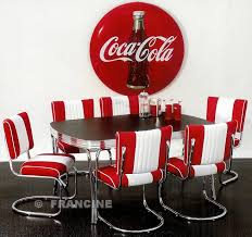 this is the table and chair set i need in my retro coca cola kitchen