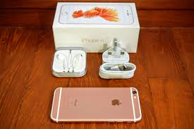 apple iphone 6s rose gold. iphone 6s unboxing photos apple iphone rose gold