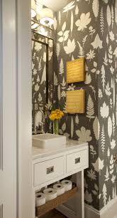 Powder Room Wallpaper 324 Best Powder Room Images On Pinterest Bathroom Ideas Room
