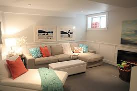 How To Decorate A Basement Inviting Room Ideas Mediajoongdok 2 For