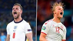 İngiltere-Danimarka maçı hangi kanalda? Saat Kaçta? EURO 2020'de adım adım  finale!