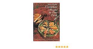 Complete Meals in One Dish: Myra Waldo, Ruth Olsen Coleman: Amazon.com:  Books