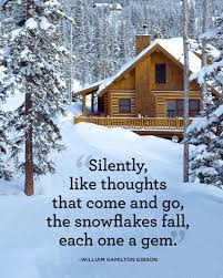 Beautiful Winter Quotes Best of 24 Absolutely Beautiful Winter Quotes About Snow