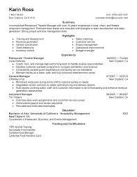 Dishwasher Resume