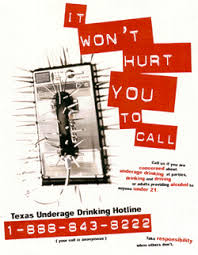 Texas Hotline Underage Tabc Drinking