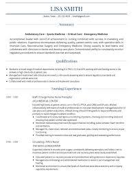 Curriclum Vitae Template Cv Templates 20 Options To Improve Your Cv Visualcv
