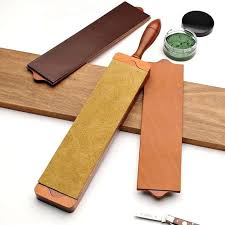 knife strop kit professional stropping kit by wade leather strop kitchen knife