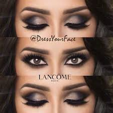 who wants a step by step tutorial for this look eye makeup is all make up for brown eyes