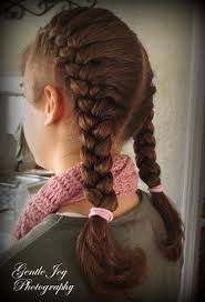 Gentle Joy Photography Pigtails And French Braids