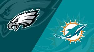 Philadelphia Eagles At Miami Dolphins Matchup Preview 12 1