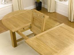 extendable wooden dining table and chairs collection in regarding oak extendable dining table