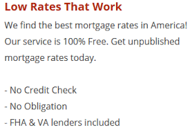 Comparing Mortgage Lenders Refinance Mortgage Rates Refinancemortgagerates Org