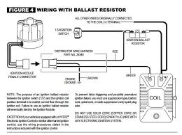 electronic ignition units ballast resistors the h a m b you need the ballast resistor the module does not have a current control like a pertronix ii or iii