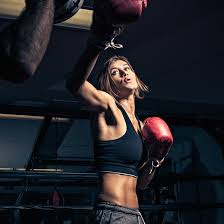 Image result for woman boxing