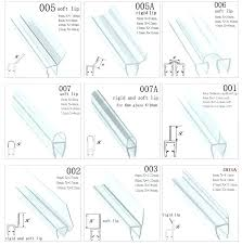 glass shower door seal home depot awesome seals strip intended for glass shower door seal remodel glass shower door sealer