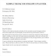 Follow Up On Resume Follow Up Email Template Job Application Sample