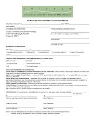 microneedling consent form patient forms chicago dermatology