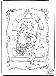 Kleurplaten Rapunzel Brekelmansadviesgroep