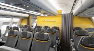 tc premium thomas cook airlines two cl premium economy premium long haul
