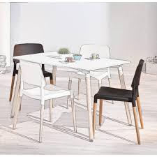 4 Er Set Moderne Schlichte Stühle Design Für Esszimmer Küche