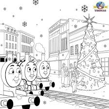 James Percy The Train Thomas Christmas