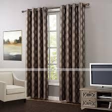 Ein Panel Modern Geometrisch Braun Schlafzimmer Polyester