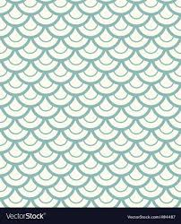 Fish Scale Pattern
