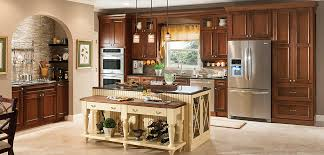 kitchen cabinet gallery new room gallery schuler cabinetry windsor cherry amaretto ebony