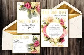 Wedding Invitations Psd
